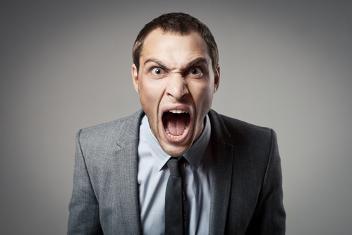 Wut am Arbeitsplatz? Das kann man tun!